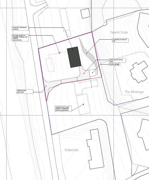 Site Plan Plot 1