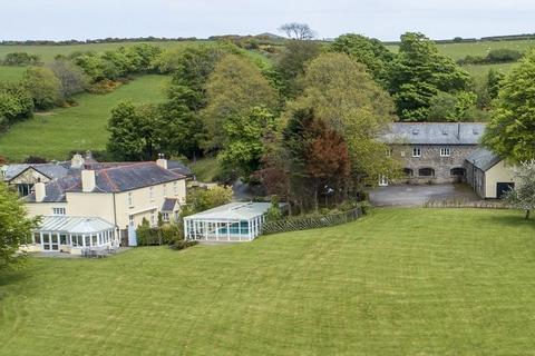 5 bedroom detached house for sale - Wilsham Lane, Countisbury, Lynton, Devon, EX35