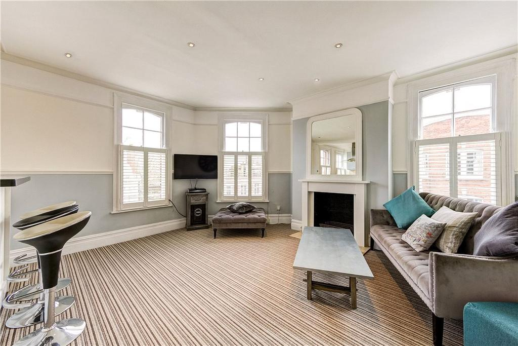 3 Bedrooms Flat for sale in Alexandra Mansions, 333 Kings Road, Chelsea, London, SW3