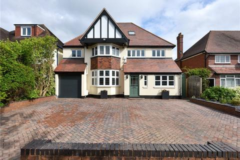 6 bedroom detached house for sale - Oakham Road, Harborne, Birmingham, B17