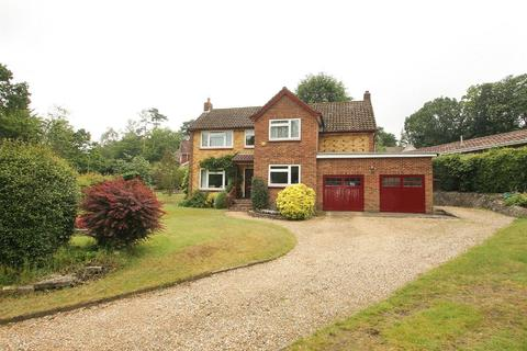4 bedroom detached house for sale - The Fairway, Camberley, GU15