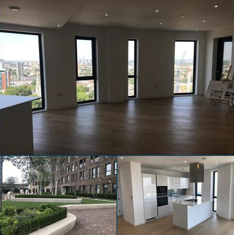 2 bedroom penthouse for sale - 18 Williamsburg Plaza, London, E14