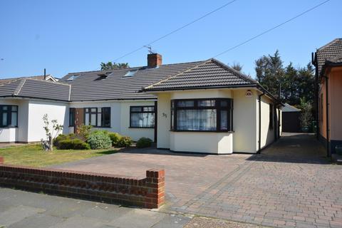 3 bedroom semi-detached bungalow for sale - Beltinge Road, Harold Wood, Romford RM3