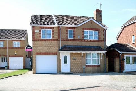 4 bedroom detached house for sale - Bridge Close, Victoria Dock, Hull, East Riding of Yorkshire, HU9