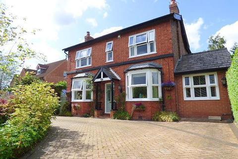 4 bedroom detached house for sale - Fearnhead Lane, Fearnhead, Warrington