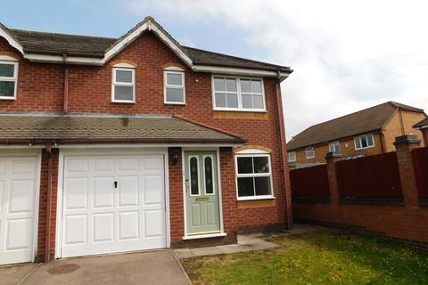 3 bedroom semi-detached house to rent - Thistle Bank, East Leake