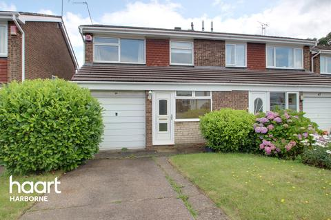 3 bedroom semi-detached house for sale - Hunstanton Avenue, Harborne, Birmingham