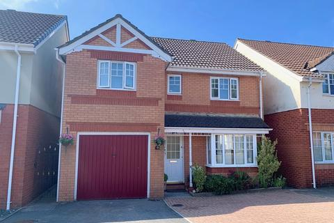 4 bedroom detached house for sale - Cwrt Y Coed Brackla Bridgend CF31 2ST