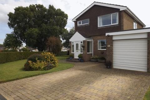 3 bedroom detached house for sale - The Glebe, Stannington