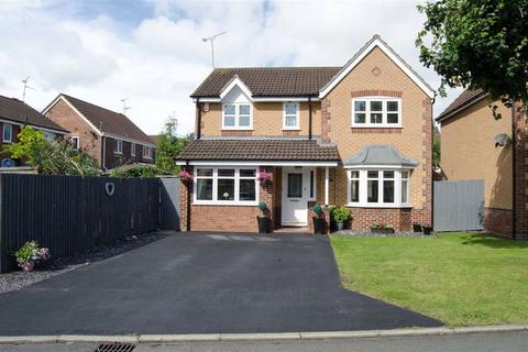 4 bedroom detached house for sale - Castlemere Close, Broughton, Chester