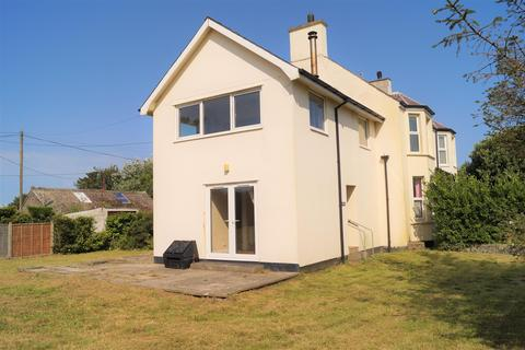 3 bedroom semi-detached house for sale - Golf Road, Pwllheli