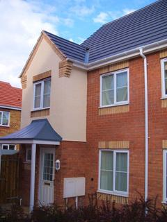 3 bedroom townhouse to rent - Thistley Close, Thorpe Astley, Leicester, LE3