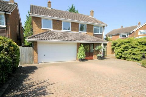 4 bedroom detached house for sale - Upton Close, Luton