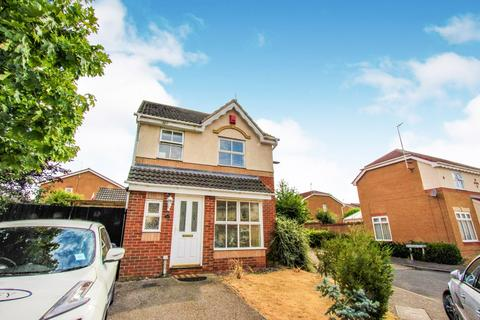 3 bedroom detached house for sale - Haskell Close, Braunstone, Leicester, LE3