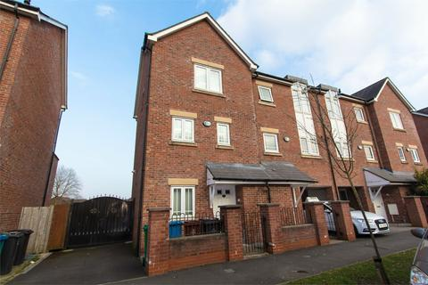 4 bedroom townhouse to rent - Drayton Street, Hulme, Manchester, M15