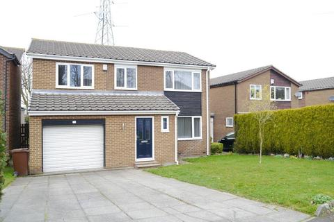 4 bedroom detached house for sale - Coley Hill Close, Chapel Park, Newcastle Upon Tyne