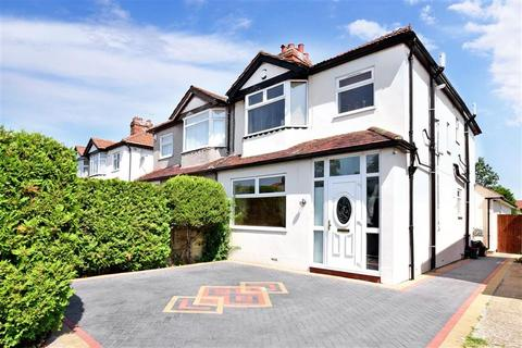 4 bedroom semi-detached house for sale - Wellington Avenue, Sidcup, Kent