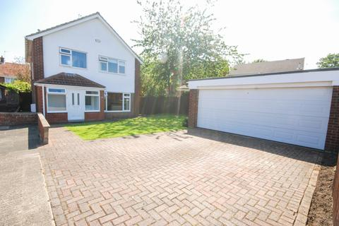 4 bedroom detached house for sale - Heather Close, Cleadon Village