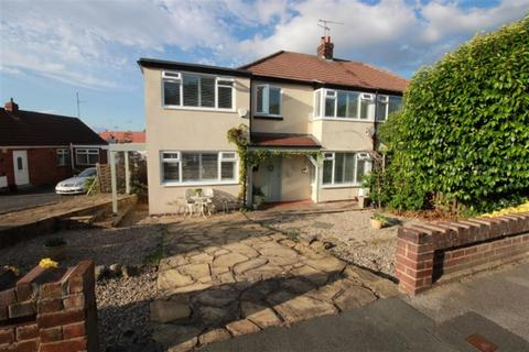 4 bedroom semi-detached house for sale - Foxholes Lane , Calverley , Leeds , LS28 5NS