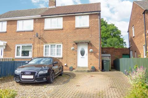 2 bedroom semi-detached house for sale - Lilburn Road, Shiremoor, Newcastle upon Tyne, Tyne and Wear, NE27 0QB