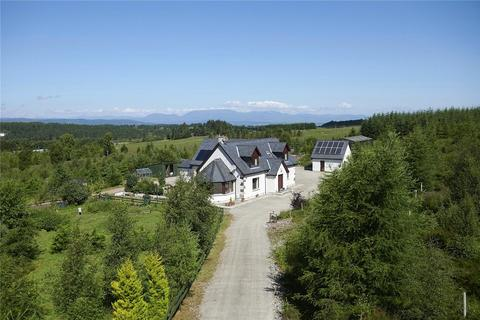 4 bedroom detached house for sale - Taigh Na Coille - Lot 1, Abriachan, Inverness, IV3
