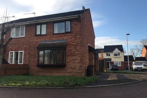 3 bedroom semi-detached house to rent - Oak Crescent, Willand