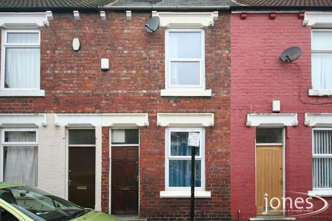 3 bedroom terraced house to rent - Percy Street,  Middlesbrough, TS1 4DD