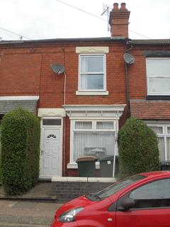 2 bedroom terraced house to rent - Bristol Road, Coventry