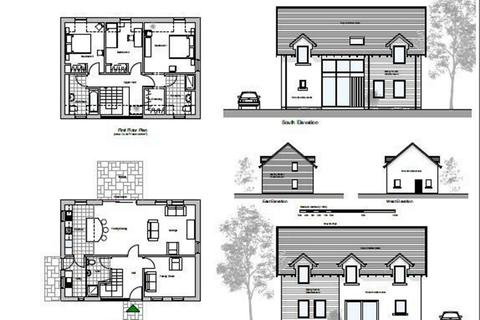 Land for sale - Plot 1, Rantrie Knowe, Drum, Kinross-shire
