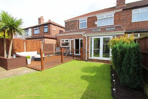 4 bedroom semi-detached house for sale - Wyrescourt Road, West Derby, Liverpool
