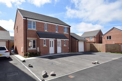 2 bedroom semi-detached house for sale - 57 Maes Brynach, Brynmenyn, Bridgend, Bridgend County Borough, CF32 9PT