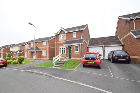 3 bedroom detached house for sale - 10 Allt Dderw, Broadlands, Bridgend, Bridgend County Borough, CF31 5BZ