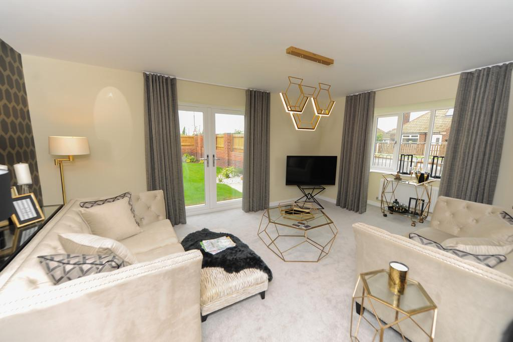 Woodall Homes Lindisfarne Show Home