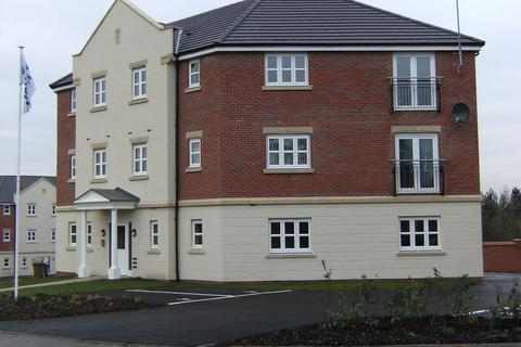 2 bedroom apartment to rent - Highfields Park Drive, Broadway, Derby, DE22 1JU