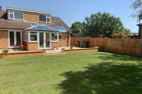 4 bedroom semi-detached bungalow for sale - Hilltop Avenue, Great Glen, Leicester