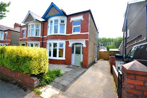 3 bedroom semi-detached house for sale - Tair Erw Road, Heath, Cardiff, CF14