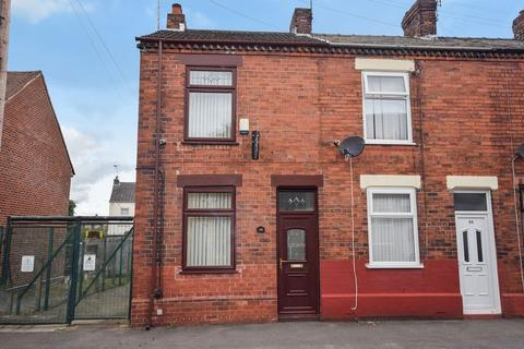 2 bedroom end of terrace house for sale - Christie Street, Widnes