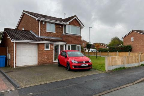 4 bedroom detached house to rent - Thistledown Drive, Featherstone, WV10