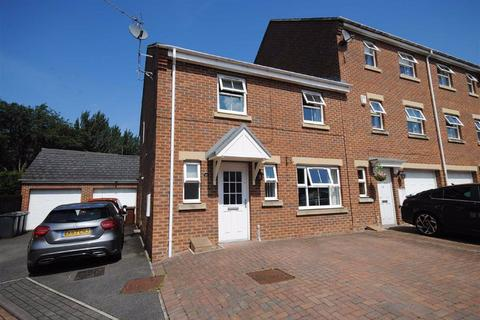 4 bedroom townhouse for sale - Nursery Close, Kippax, Leeds, LS25