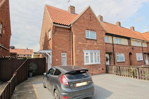 3 bedroom end of terrace house for sale - Holderness Crescent, Beverley