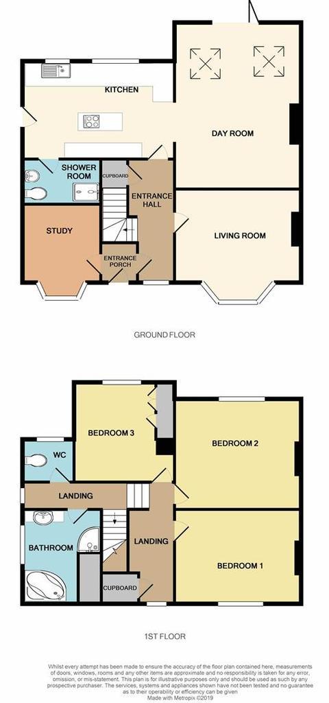 Floorplan: 4 Longcroft Park Beverley print.JPG