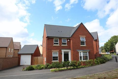 4 bedroom detached house for sale - Rougemont Park|Exeter