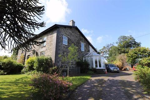 4 bedroom semi-detached house for sale - Aberhosan, Machynlleth, Powys, SY20