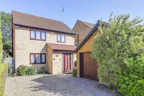 4 bedroom detached house for sale - Freman Drive, Buntingford