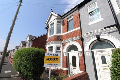 3 bedroom property for sale - Marlborough Road, Newport, NP19