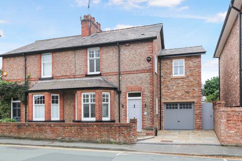 4 bedroom semi-detached house for sale - Stevens Street, Alderley Edge, SK9