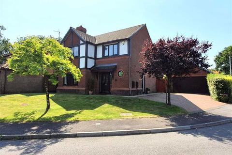 4 bedroom detached house for sale - Ffordd Dryden, Killay, Swansea