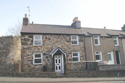 2 bedroom end of terrace house to rent - Ffordd Caernarfon, Pwllheli