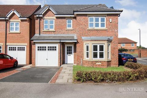 4 bedroom detached house for sale - Merryweather Rise, Tunstall, Sunderland, SR3 2NN