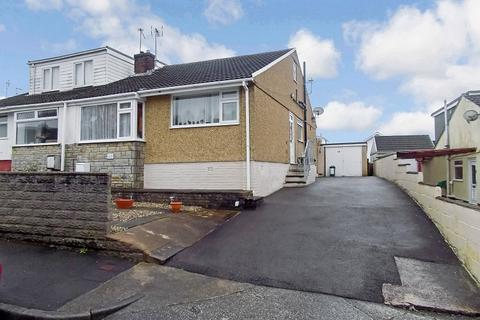 3 bedroom semi-detached bungalow for sale - Manor Park, Pencoed, Bridgend. CF35 6PE